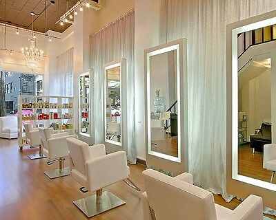 MIRROR PERSPEX ACRYLIC PLASTIC SHEET SAFETY SHOP DISPLAY INTERIOR SPA SALON 3mm