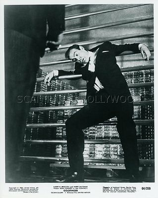Sean Connery James Bond 007 Goldfinger 1964 Vintage Photo #3