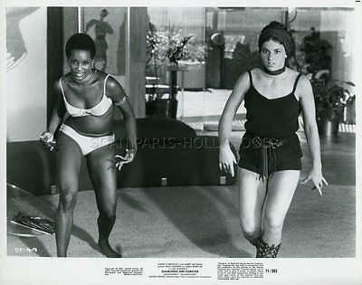 James Bond Girls Diamonds Are Forever 1971 Vintage Photo Original #10