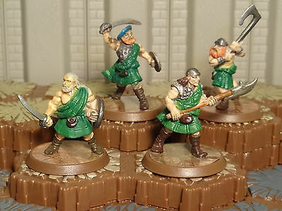 Macdirk Warriors - Heroscape - Wave 3 - Jandar's Oath - Free Shipping Available