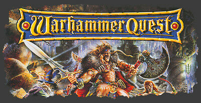 Warhammer Quest - Components