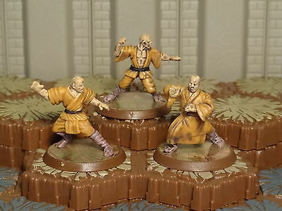 Shaolin Monks - Heroscape - Wave 3 - Jandar's Oath - Free Shipping Available