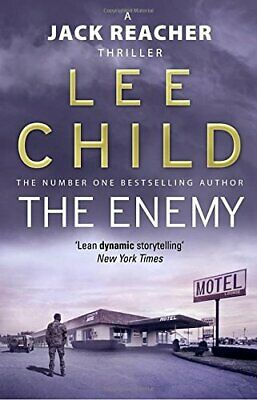 The Enemy: (Jack Reacher 8) by Child, Lee Paperback Book The Cheap Fast Free