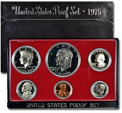 1975 United States US Mint Clad Proof Set SKU1420