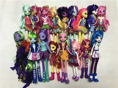 """My Little Pony Equestria Girls 9"""" Doll Action Figure Toy New Loose"""