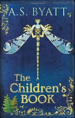 The Children's Book by Byatt, A S Hardback Book The Cheap Fast Free Post