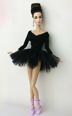 Fashion Handmade Ballet Dress/Clothes/Outfit For 11.5in.Doll L01BL