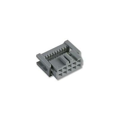 89110-0101HA 3M Socket, IDC Bump & Clip, 10Way