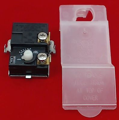 Electric Water Heater, Lower Thermostat, 5600-011, 5600-411, WH-5