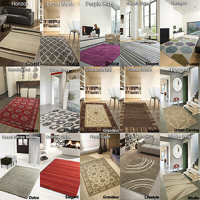 Clearance Rugs - New Cheap Rugs Large Medium Soft - New Rug - Living Room