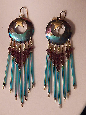 TABRA EARRINGS Vintage perfect condition
