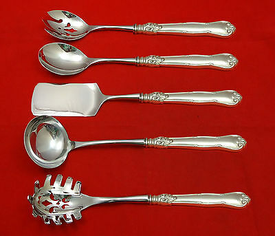 Provence by Tiffany & Co. Sterling Silver Hostess Set 5pc HHWS  Custom Made