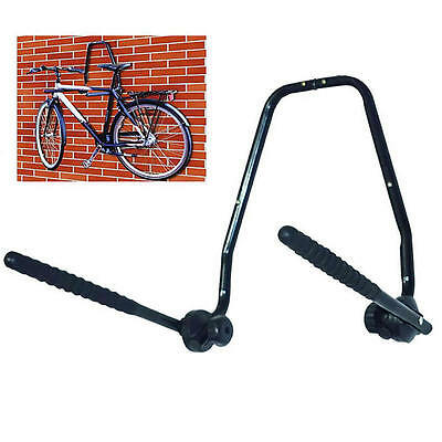 Wall Mounted 3 Bike Storage Rack Folding Steel Bicycle Rack Garage Surf Board