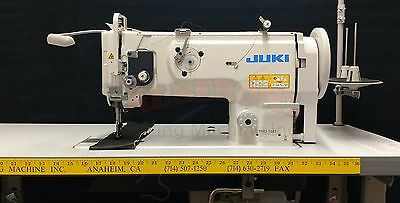 Juki 1541 With Knocked Down  Stand & 3/4 hp Servo Motor