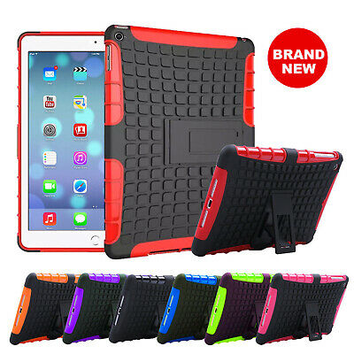 Shockproof Heavy Duty Tradesman Case Cover for iPad 4 3 2 Mini Air 1 2 Pro 9.7