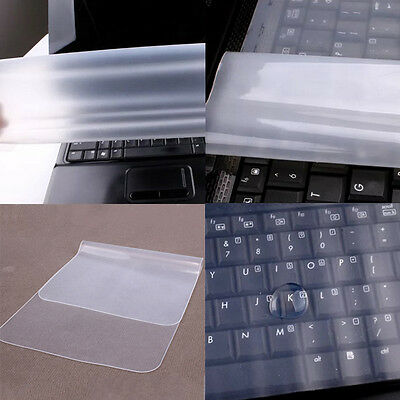 Useful Universal Cover Laptop Keyboard Skin Silicone Protector Anti-dust