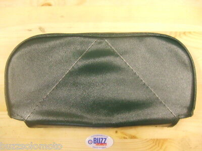Mod Scooter Slipover Cuppini Backrest Pad In Green