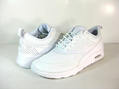 NIKE WMNS AIR MAX THEA White/White -599409 101- ATHLETIC