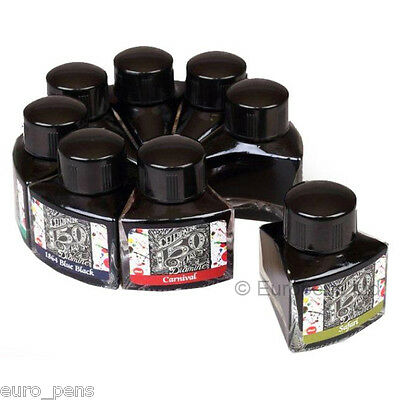 Diamine Bottled Ink (40ml) For Fountain Pens - 150th Anniversary Collection
