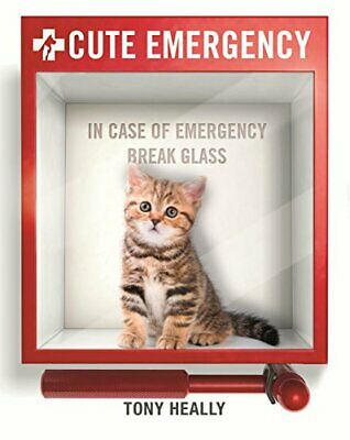 Cute Emergency by Heally, Tony Book The Cheap Fast Free Post