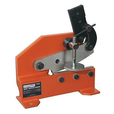 Sealey  Metal Cutting Shears/Cropper/Guillotine 5mm Capacity 11mm Round - 3S/5R