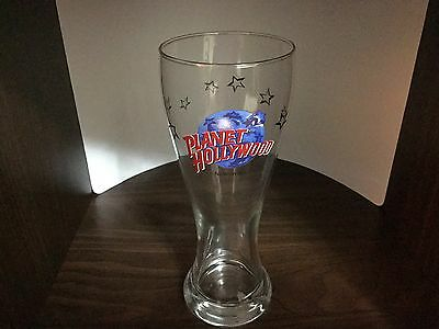Planet  Hollywood New York Pilsner Beer Glass