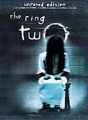 The Ring Two (DVD, 2005, UNRATED - FULL FRAME)