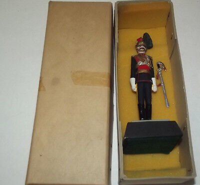Vintage Toy Soldier Statue 6 1/2 inches tall