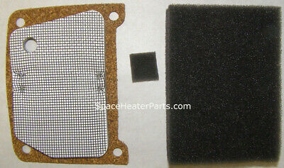 PP214NF Air Filter Kit w/o fuel filter Reddy Remington Master DESA  PP214 HA3017
