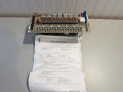 Saftronics A1200R-MB Power Supply Control Relay. Refurbished!