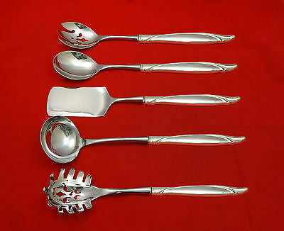 Sentimental by Oneida Sterling Silver Hostess Set 5pc HHWS  Custom Made