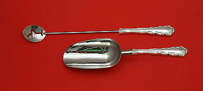 Shenandoah by Wallace Sterling Silver Bar Set 2pc HHWS  Custom Made