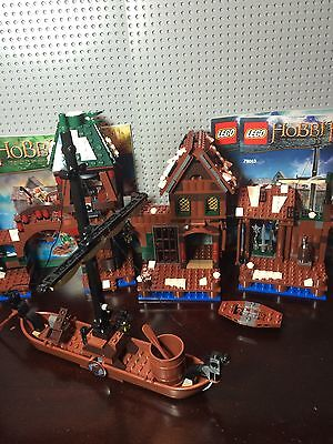 Lego The Hobbit - Sets 79013 79016 - Lake Town Chase - NO FIGURES