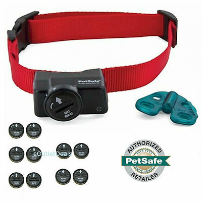 PetSafe PIF-275-19 Extra Wireless Dog Fence Receiver Collar For PIF-300 NEW