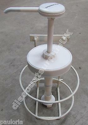 Hand Cleaner Protection - Wall Frame & Pump Dispenser *NEW UNUSED* Suit 3Ltr Tub