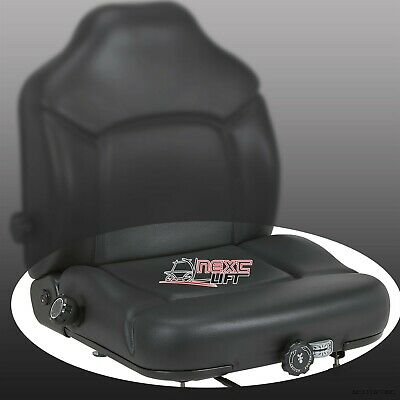 New Caterpillar Forklift Seat Bottom Cushion Vinyl Replacement 93014-00068 Cat