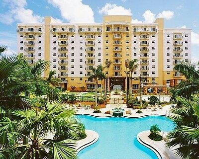 166,000 POINTS @ WYNDHAM PALM-AIRE FLORIDA TIMESHARE DEED