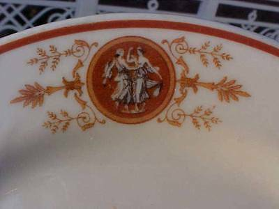 University Club Salt Lake City Utah Vintage Restaurant Ware Plate Syracuse China