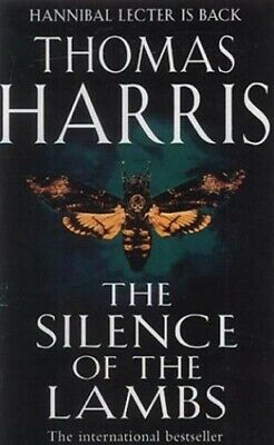 Silence Of The Lambs: (Hannibal Lecter) by Harris, Thomas Paperback Book The