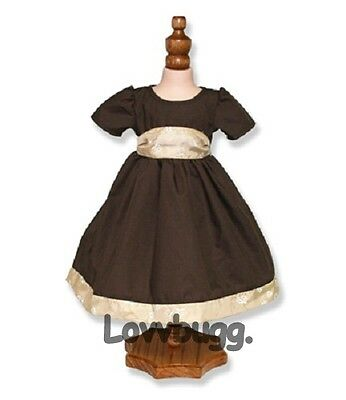 "Chocolate Therapy Dress Clothes for 18"" American Girl Doll WIDEST SELECTION!"