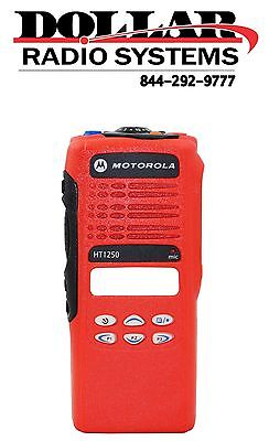 New Replacement Red Housing Case for Motorola Waris HT Series Portable Radio
