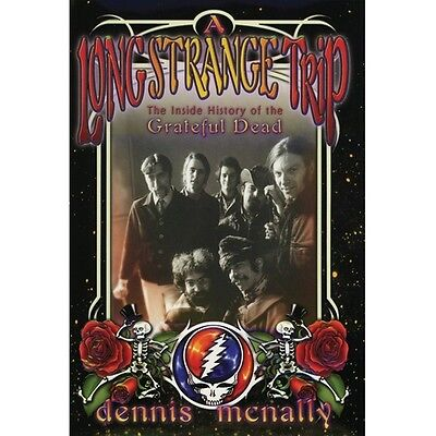 Grateful Dead - A Long Strange Trip Book