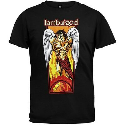Lamb Of God - As Palaces Burn Adult Mens T-Shirt