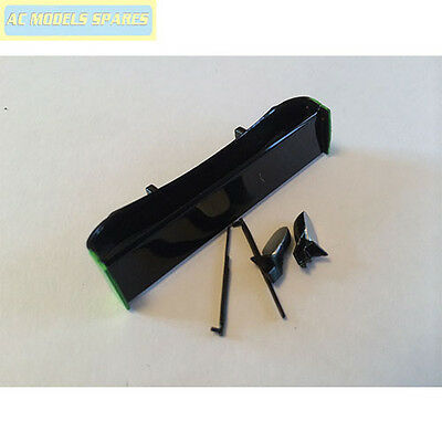 W10215 Scalextric Spare Rear Wing, Mirrors, & Aerials for Jaguar XKR GT3