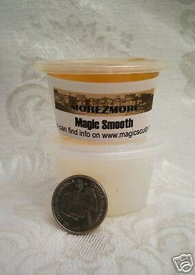 M00057 MOREZMORE Magic Smooth Gel Epoxy Glue Super Strong Grip on Small Surface