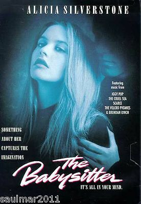The Babysitter (DVD, 2002) LN Rare, OOP Out of Print & Hard to Find