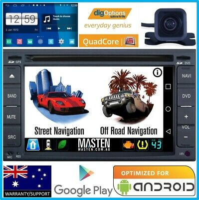 _GPS For Holden Car Player Navigation Colorado Rodeo DVD Stereo HD DMAX RA