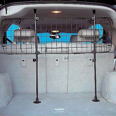 Adjustable Wire Mesh Steel Dog Pet Guard For Car Estates Hatchback Car Van