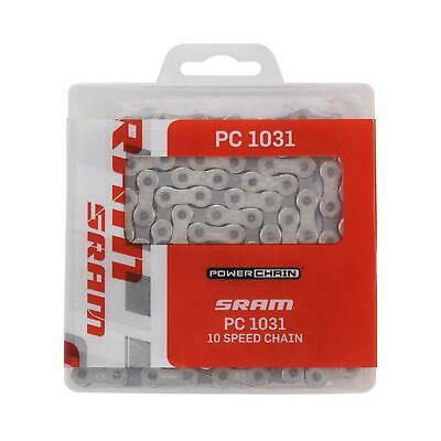 SRAM PC1031 10 Speed Chain with Powerlock 114 Links boxed for Bike Cycle Bicycle