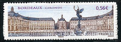 Stamp  / Timbre France Adhesif Neuf N° 339 ** Bordeaux Girondecote 11 €